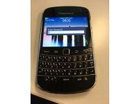 Blackberry Bold 9900 Unlocked Excellent Condition