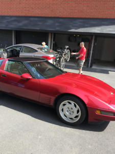 Corvette 1991 coupe