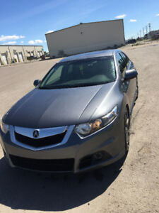 Acura TSX 6 speed manual