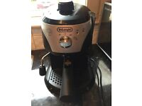 Delonghi pump espresso coffee machine
