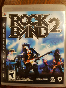 Rock Band 2 for ps3