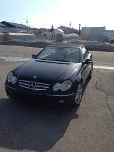 2008 Mercedes-Benz CLK350 Décapotable 3,5 L Coupé (2 portes)