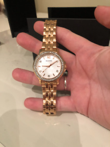 Rose Gold Bulova Watch