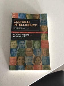 Cultural Intelligence: Living & Working Globally Second Edition