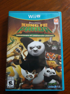 Kung Fu Panda for the Wii U