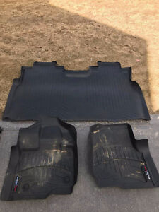 F150 2015 and up weather tech floor mats