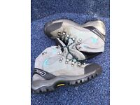 Women's Scarpa Walking / Hiking boots size 39 only worn once