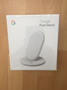 Google Pixel Stand - Pixel 3 and Pixel 3 XL, Brand New Sealed