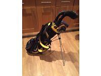 Nike Machspeed JR SQ Golf Set - Junior (size 9-12)