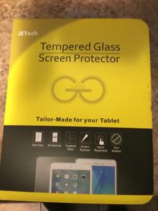 Scratch resistant, Zero bubbles iPad screen protector