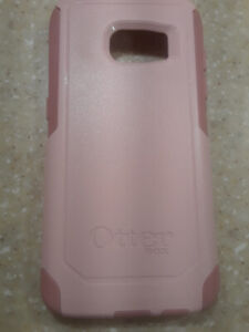 Otterbox Pink Case For Galaxy S7