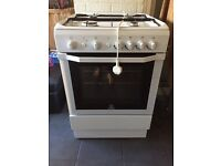 FREE STANDING INDESIT GAS COOKER