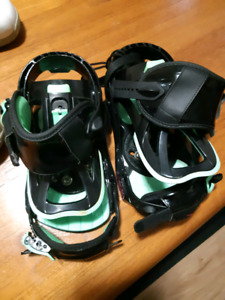Solomon Snowboard Bindings
