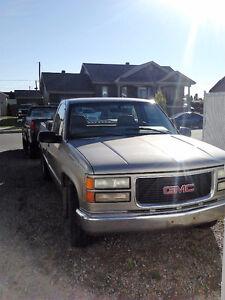 1998 GMC Sierra 1500 Camionnette Lac-Saint-Jean Saguenay-Lac-Saint-Jean image 4