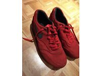 mwxam Air max red | Men\'s Trainers For Sale - Gumtree