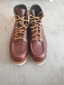 Red Wing - Classic Moc Toe Boots 8138
