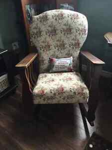 Upholstered chair - $35.00 each