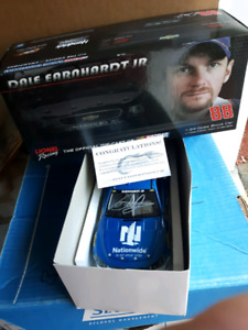 Dale Jr signed nationwide insurance #88 diecast rare 1of 388.