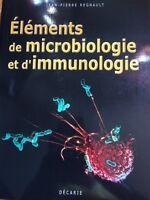 Éléments de microbiologie et d'immunologie, Regnault