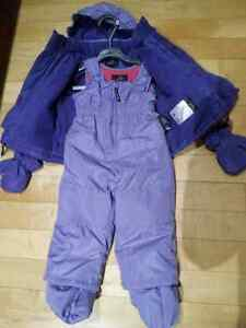 NEW Alpinetek winter jacket + snow pants (26 lbs) Cambridge Kitchener Area image 2