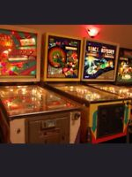Looking for pinball machines