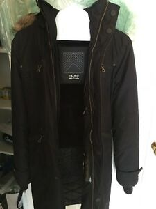 TNA winter parka $120