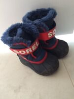 Toddler boys winter boots