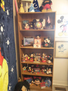 3 bookcases  25 each