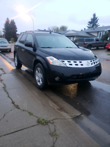 2004 Nissan Murano SL AWD SUV Brand New Tires
