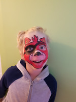 Kids Party Face Painting Available