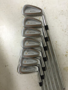 Miura CB-301 forged irons