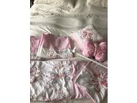 Girls butterfly bedroom set