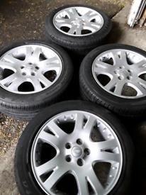"19"" Range Rover/Land Rover Sport alloy wheels (262)"