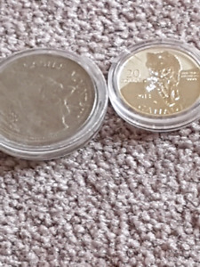 Canadian mint coins