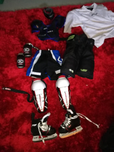 Equipements hockey