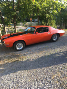 I'm looking for parts for 70 to 73 camaro