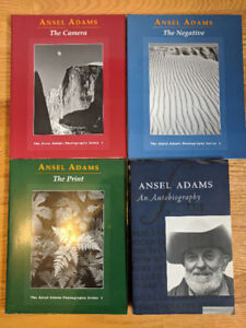 Ansel Adams- The Camera, The Negative, The Print, Biography
