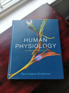 Human Physiology: An integrated Approach Text Book