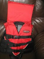 Childs Life Jacket - Excellent Condition