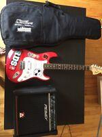 Guitare electrique fenders