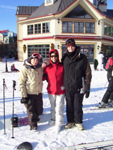 MT. TREMBLANT.  FANTASTIC LAST MINUTE NEW YEARS DEAL!