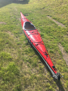 Current Designs Solstice GTS Sea Kayak - 2014 - Like New!