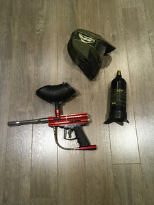 Paintball Combo