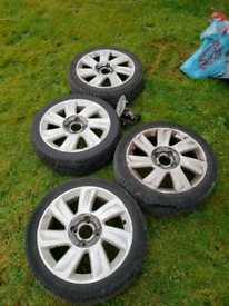 Citroen/Peugeot alloys