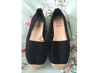 Kids Girls Shoes Size 1 Brand New