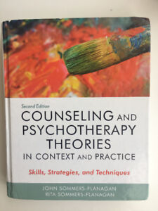 Counselling and Psychotherapy Theories