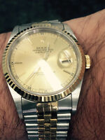 Buying Pre-owned Rolex, Omega, Breitling, Tudor, Tag Heuer