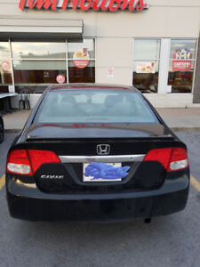 Honda civic manuelle 2011 DX