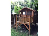 Kids play house den tree house for sale