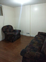 FURNISHED ROOM FOR RENT IN BEAUTIFUL WALKOUT BASEMENT!!!